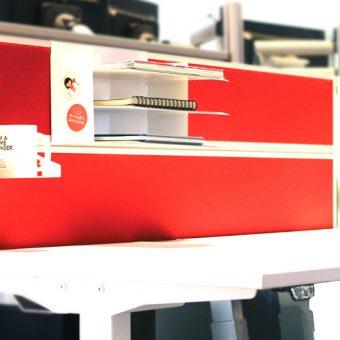 AngelShack - Desk Systems - Height Adjustable - T-LEG