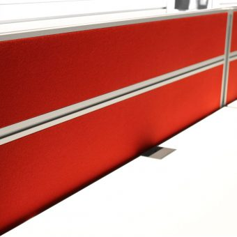 AngelShack - Accessories - Divider Screen - FULLY UPHOLSTERED DIVIDER SCREEN