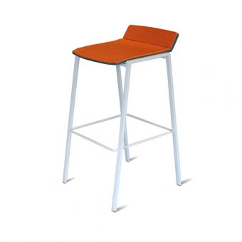 AngelShack - Seating - FIN BAR STOOL