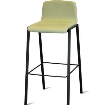 AngelShack - Seating - FULLY UPHOLSTERED BAR STOOL